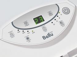 Мобильный кондиционер Ballu BPAC-15 CE