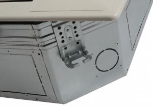 Кассетная сплит-система Pioneer KFC36UW / KON36UW