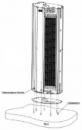 Основание для вертикальной установки Zilon V-BFM в Екатеринбурге