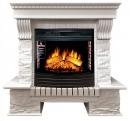Портал Royal Flame Pierre Luxe белый сланец для очага Dioramic 25 в Екатеринбурге