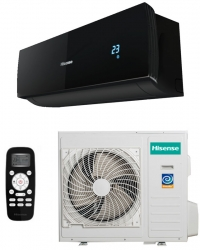 Сплит-система Hisense AS-13UR4SVDDEIB1 Black Star DC Inverter