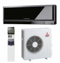 Сплит-система Mitsubishi Electric MSZ-EF50VEB / MUZ-EF50VE Design в Екатеринбурге